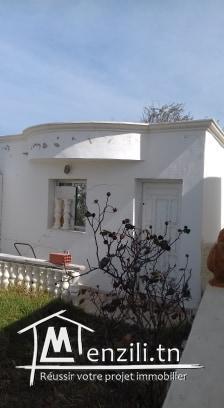 coté sud hammamet a 5 min de yassmin une très belle villa