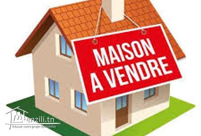 Villa à vendre située à route km 5