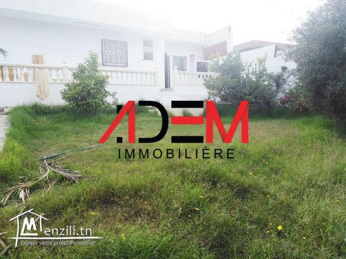 Maison indépendante avec jardin et garage