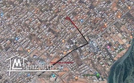 Terrain à vendre à Sfax