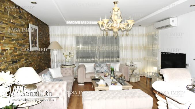 Appartement haut satnding à Manouba