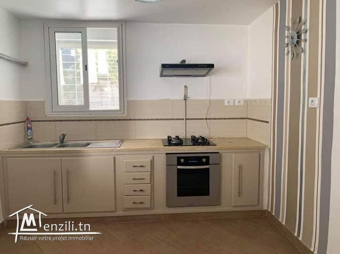 appartement S+2 en location