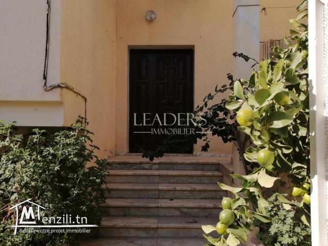 Maison de  377 m² à vendre à boumhal