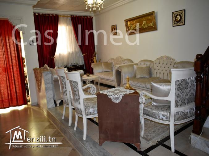villa 2 étages de 180m² à zouhour