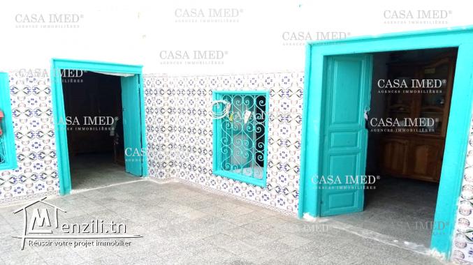 maison arabe beb mnara