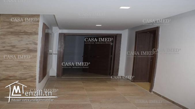 Un beau appartement S+1 à Carthage