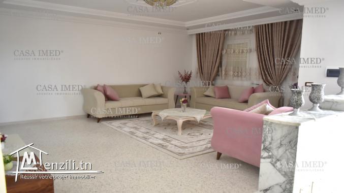 une belle villa à mornaguia de 218 m²
