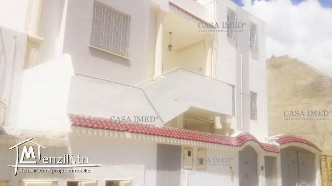 Une belle maison s+2 à ariana soghra
