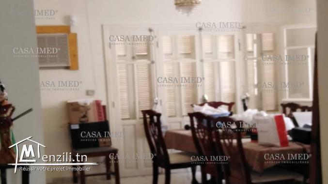 Une superbe villa à ghazella  à vendre