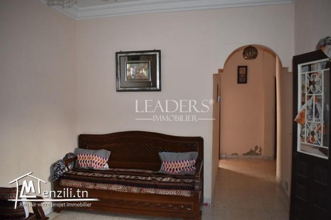 Maison  R+1 à jawhra_Sousse  .