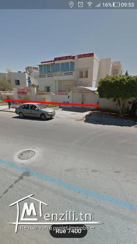 Villa à vendre situé à El Manar 1
