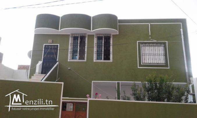 Immeuble nouveau à Cité El Bassatine 1