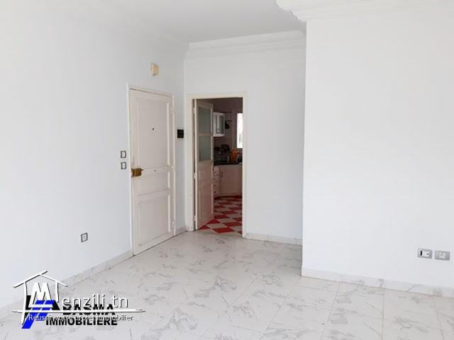 Appartement S+2 à louer à 1ér étage