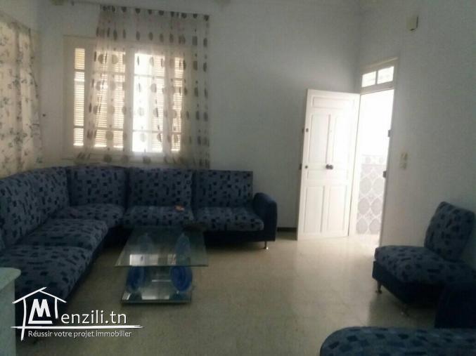 s+ meublé à jawhra près de farhat hached
