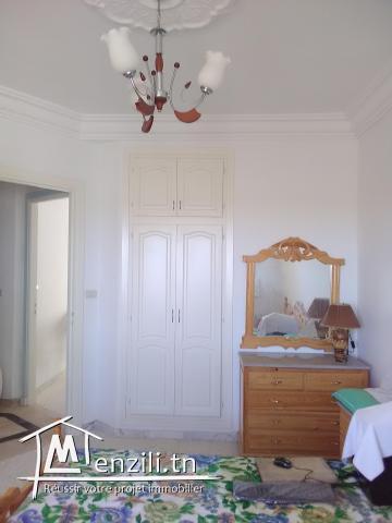 vendre appartement à Bizerte Nord