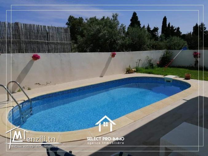 A louer aux vacances Villa avec piscine à Hammamet Nord - JB273