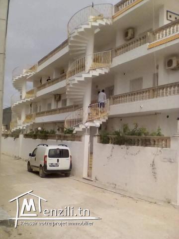 maison meublée à louer a Kelibia