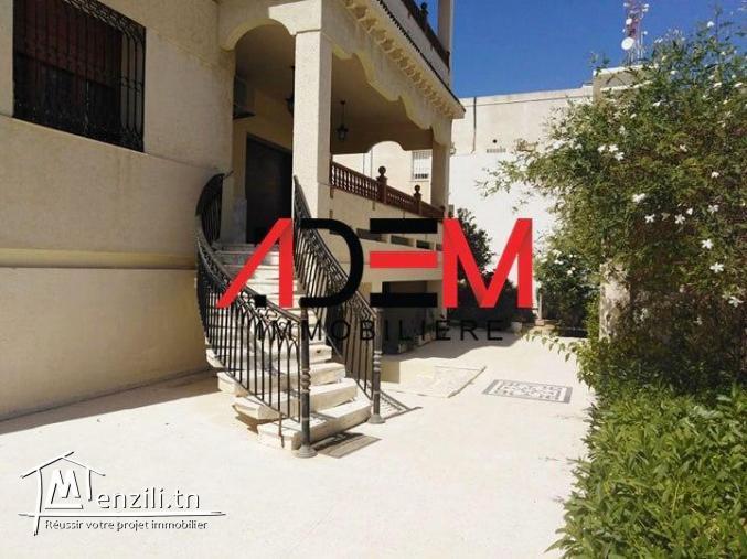 Villa style américain à Bohssina +garage