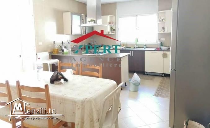 une villa  indépendante à Sahloul sans meuble de haut standing