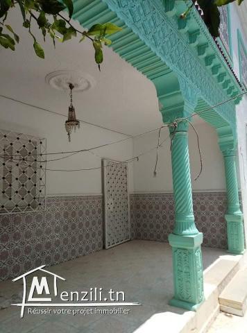 Location maison cite rafaha
