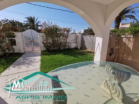 villa S+4 à el mansourah Kelibia