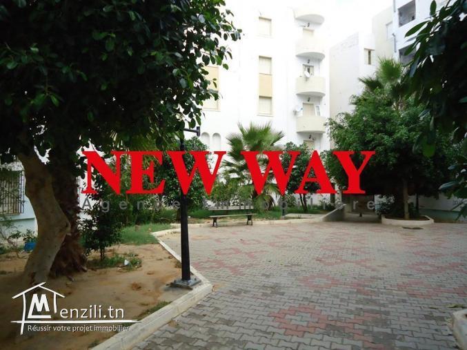 (s+2) de 80 m2 à Sousse au quatriéme étage