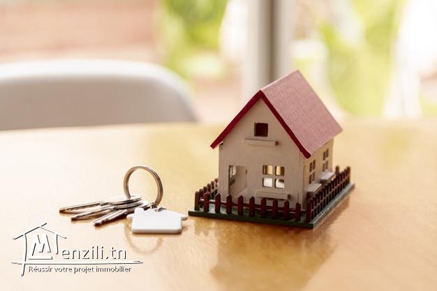 à vendre maison rue de chaussée système duplex