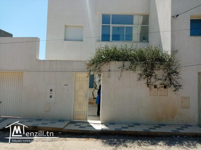 Villa a vendre Red de chaussez + 1er etage