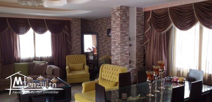 une superbe villa indépendants  a Bourj louzir