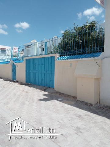 a vendre  villa style americain a mourouj 1