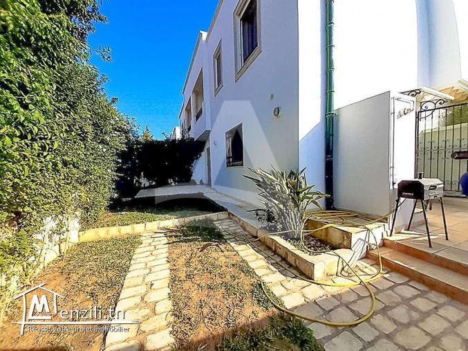 Location d'une villa à Gammarth Tunisie