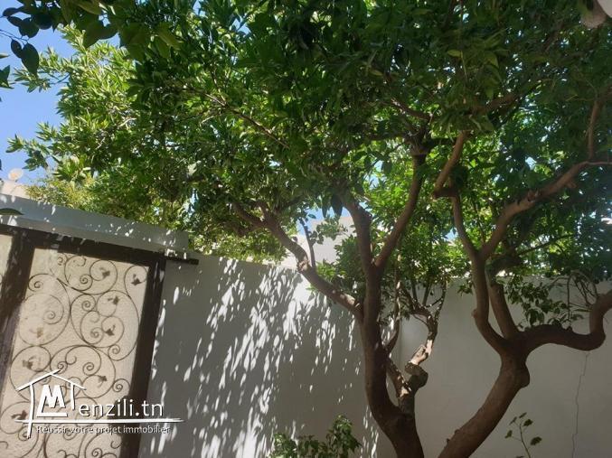 Rdc de villa indépendant et récemment rénové - Soukra Ariana