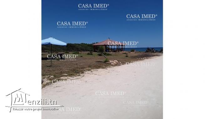 Duplex s+3 à 400metres du plage kerkouane