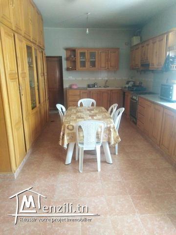 A vendre une villa à Manouba
