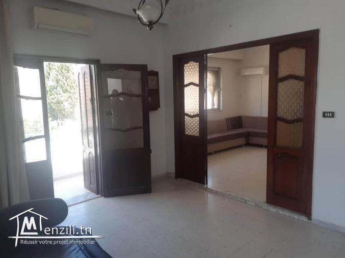 Etage de villa, Cte Ennouzha, Ariana