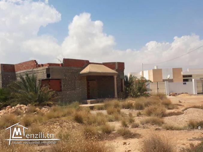 Villa en construction route sidi mansour km 9 sfax