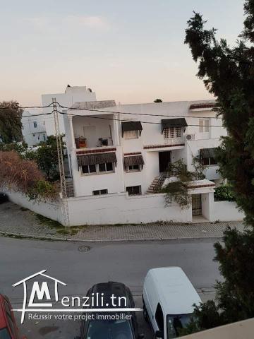 Louer un appartement S+2 a Sidi bousaid