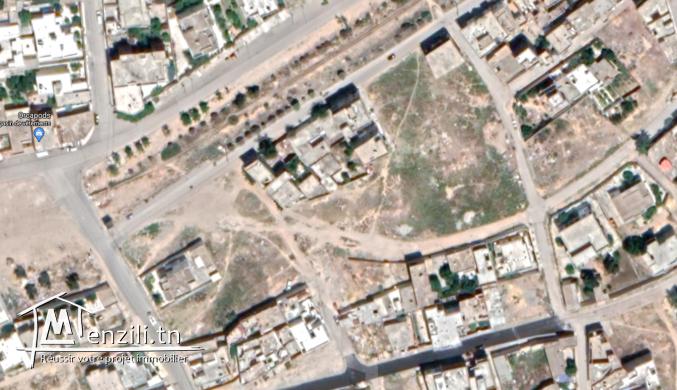 Vente terrain constructible titré - Kalâa Sghira, Sousse