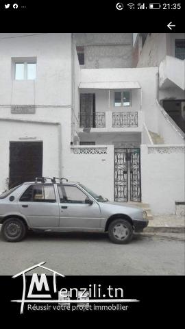 Deux maisons à vendre à el ouardia