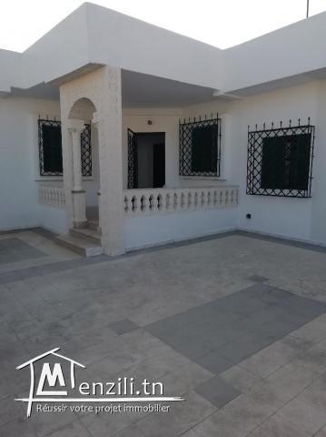 Maison a vendre tunis