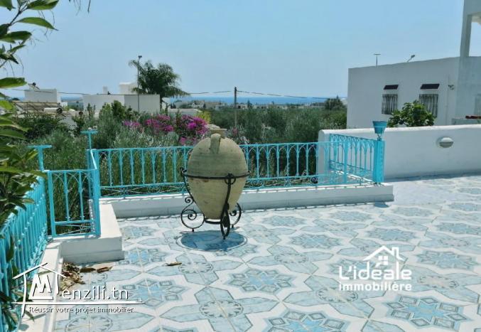 étage de villa Ranim location à l'année