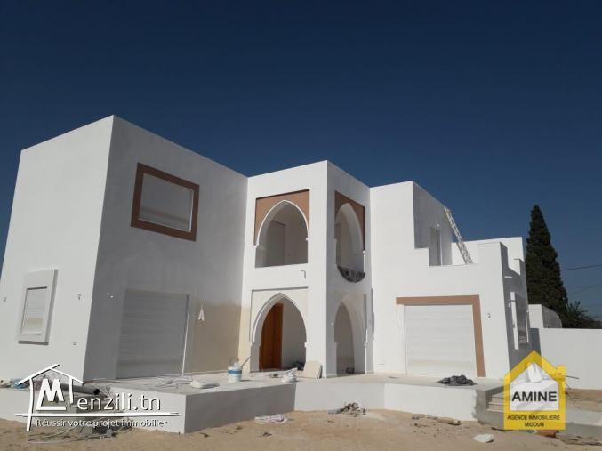 Superbe villa à vendre à Djerba Midoun Tunisie