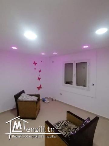 4 appartement + un garage à vendre