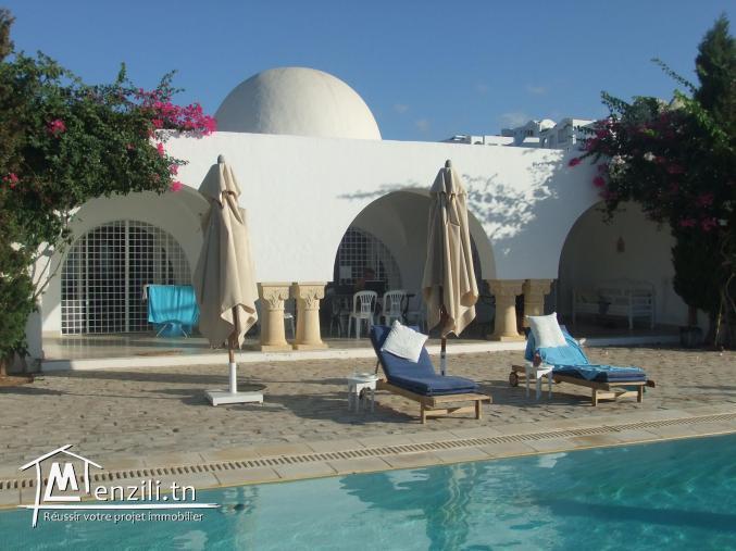 Villa avec piscine à Hammamet Nord