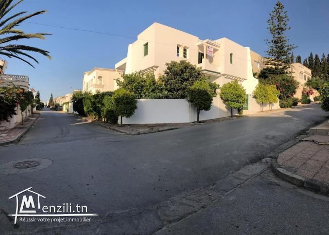 vente villa a boumhal bel air