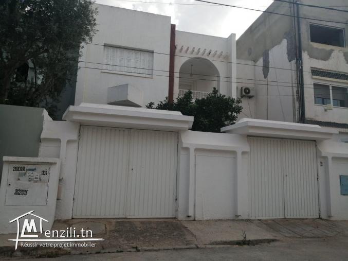 A VENDRE Villa Standing, à Rades Meliane