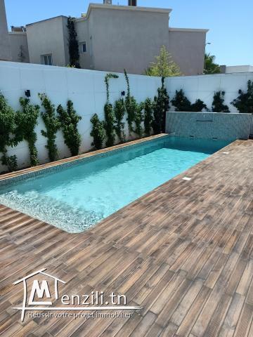 A louer villa lac 2 avec piscine