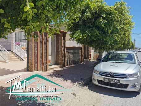 villa 750 m² à cité Ezzouhour Kelibia