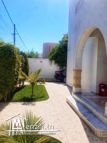 Une magnifique villa à vendre à Mrezga, Hammamet