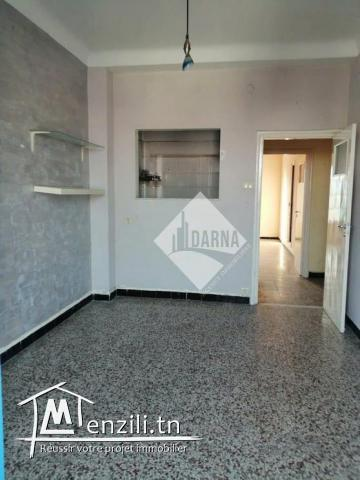 Réf DV 257 A vendre Un appartement à centre Ville bizerte ✔